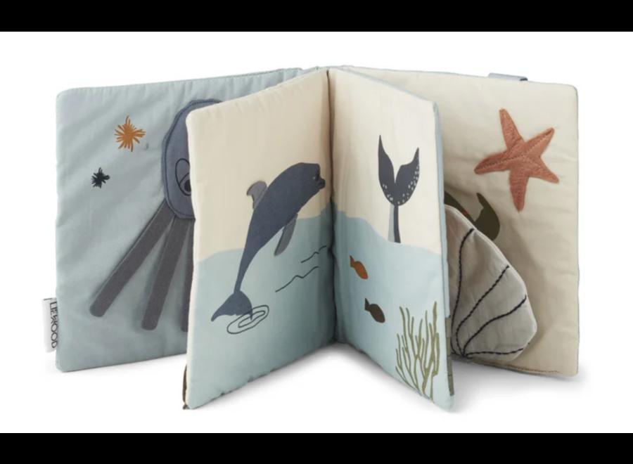 Sammy Fabric Book Sea Creature