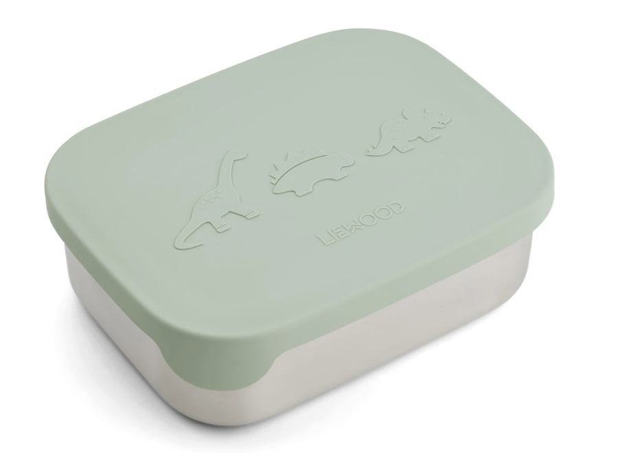 Arthur Lunchbox Dino Dusty Mint