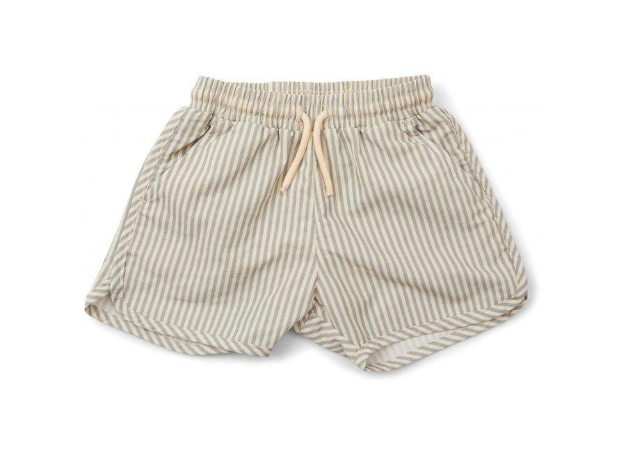 Aster Swimpants Light Blue Stripe