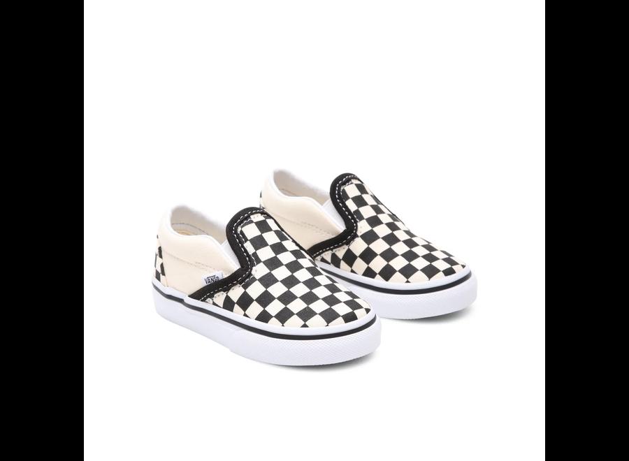 Vans Classic Slip-on Checkerboard B&W