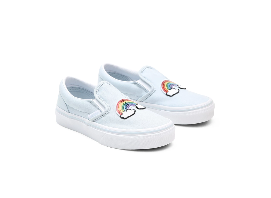 Classic Slip-On Sequin Patch