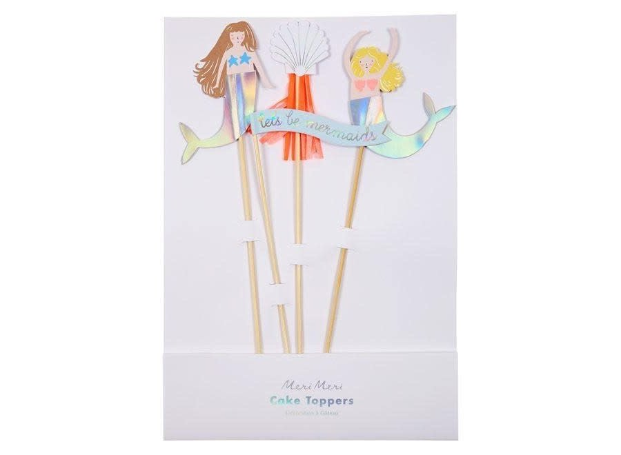 Caketoppers Mermaids