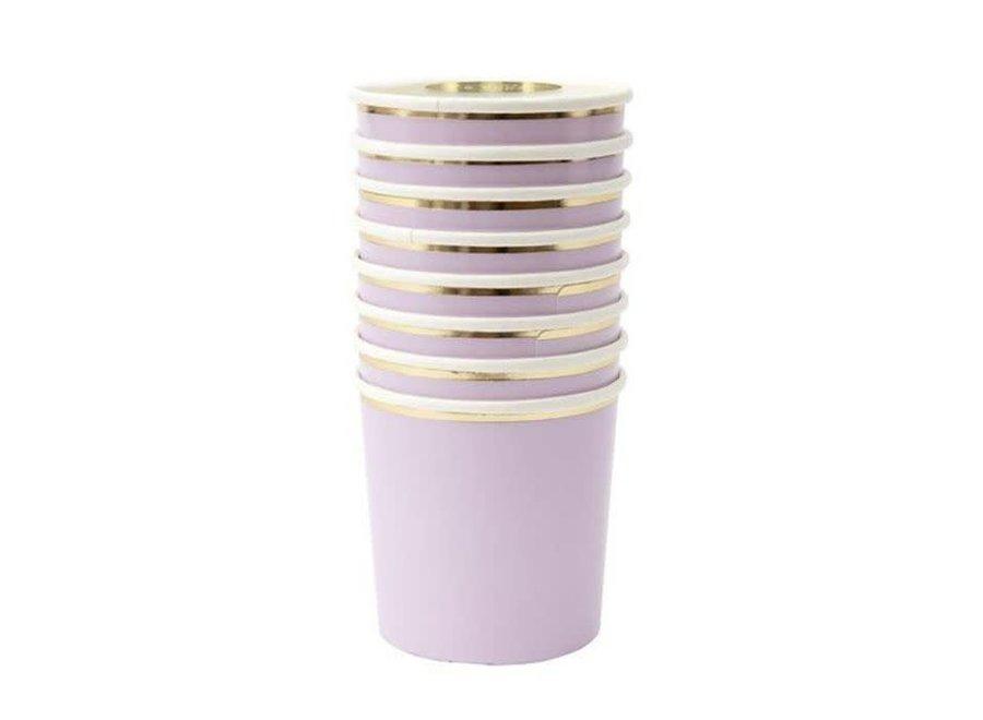 Tumbler Cups Lilac