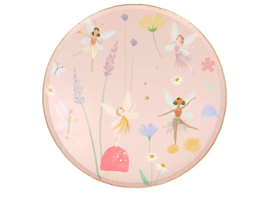 Meri Meri Fairy Dinner Plates
