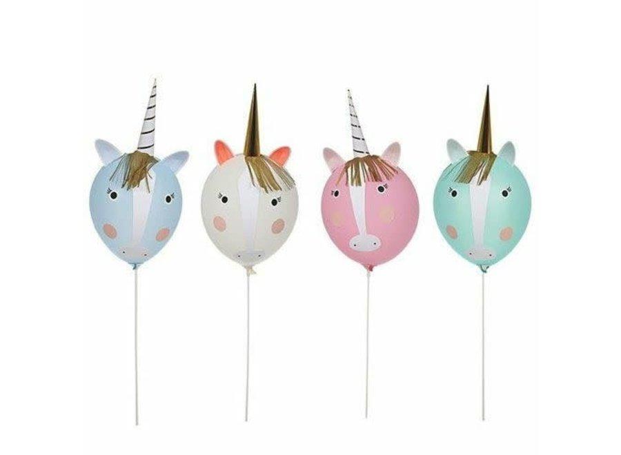Meri Meri Unicorn Balloon Kit