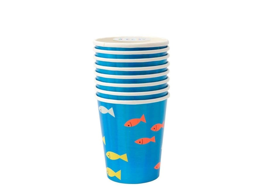 Meri Meri Under Sea Cups
