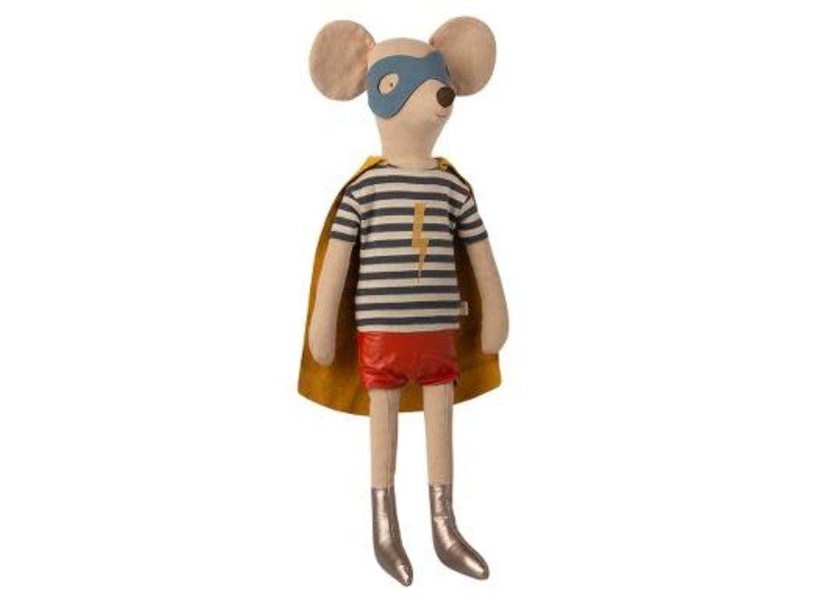 Maileg Super Hero Mouse Maxi Boy