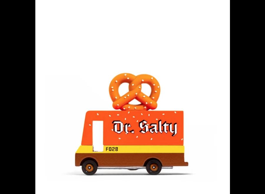 Dr. Salty Pretzel Van