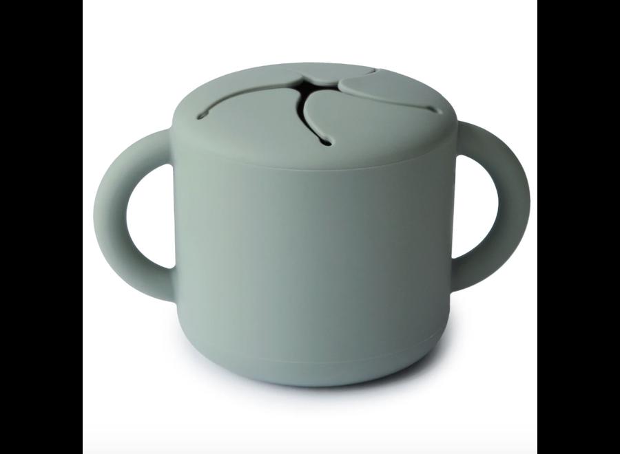 Snack Cup Cambridge Blue