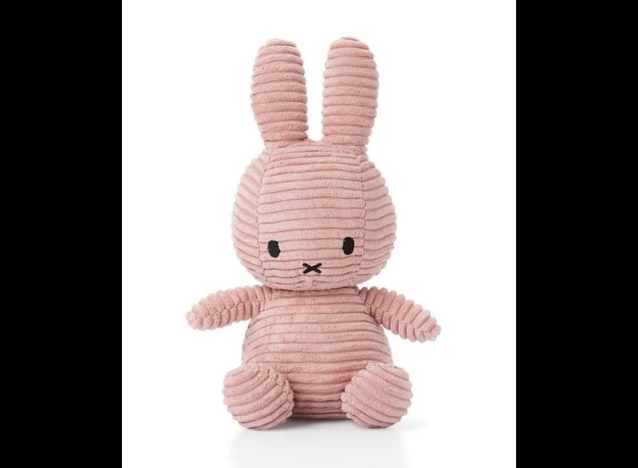Miffy Corduroy Pink 24 cm