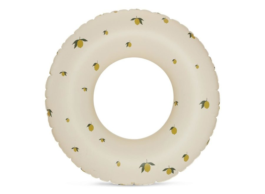 Swim Ring Junior Lemon