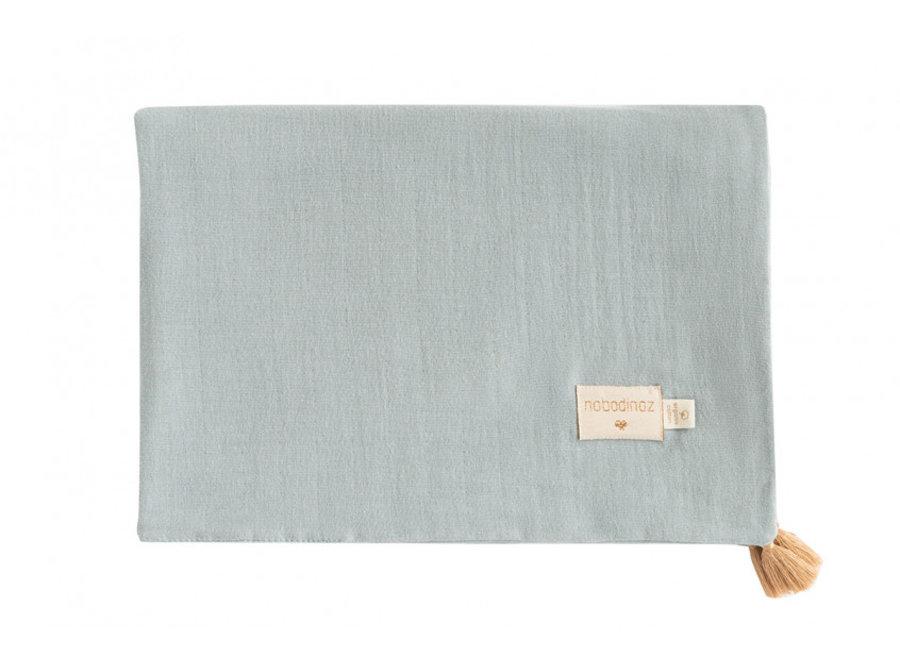 Treasure Summer Blanket Riviera Blue