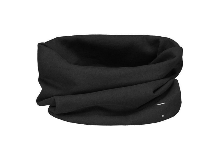 Endless Scarf Nearly Black