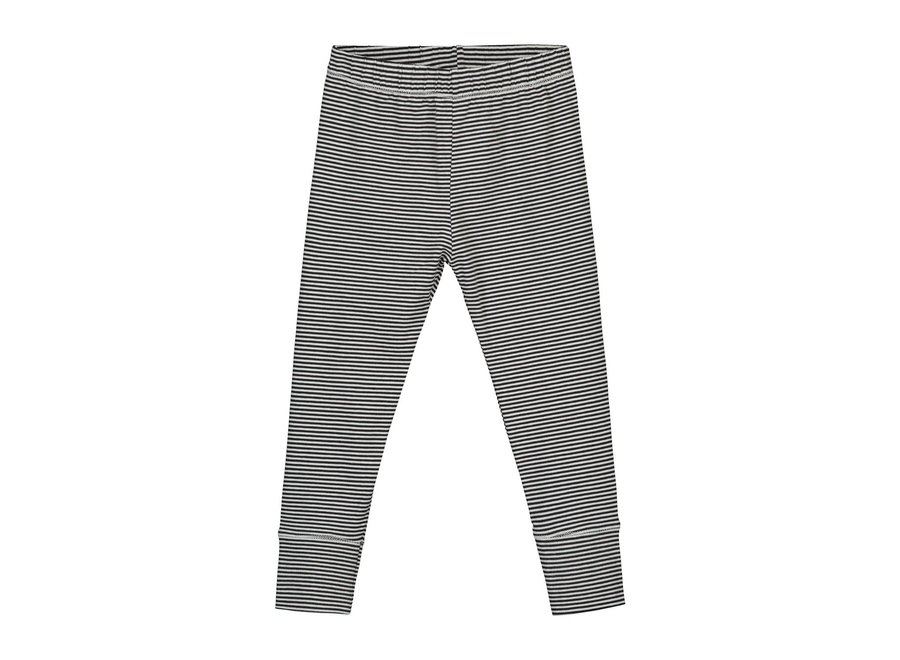 Gray Label Leggings Nearly Black/Cream
