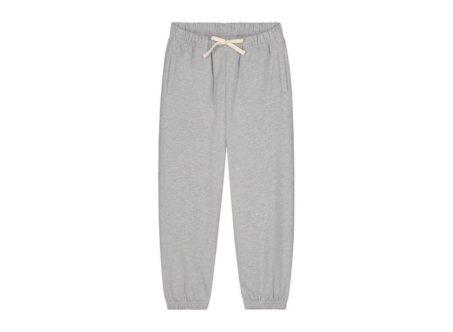 Track Pants Grey Melange