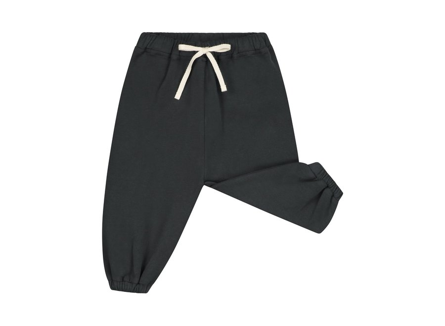Gray Label Baby Track Pants Nearly Black
