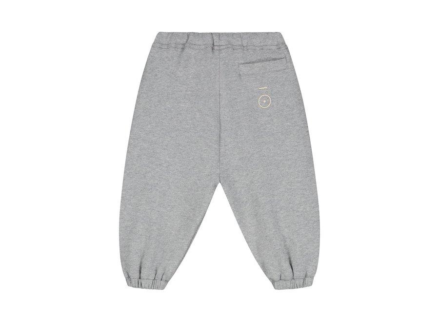Gray Label Baby Track Pants Grey Melange