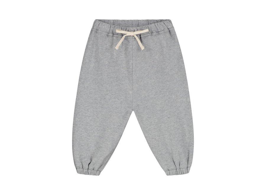 Baby Track Pants Grey Melange