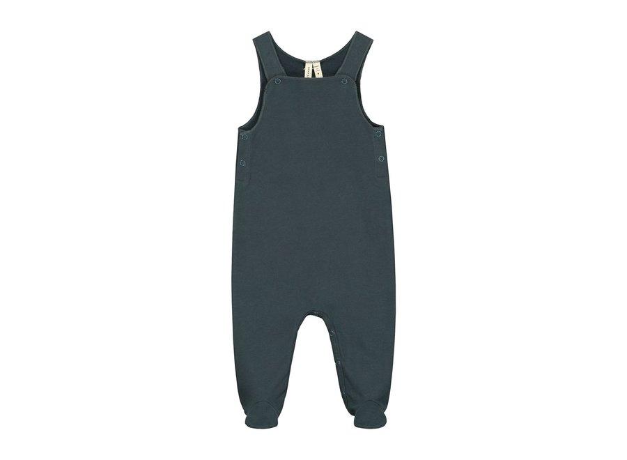 Baby Sleeveless Suit Blue Grey