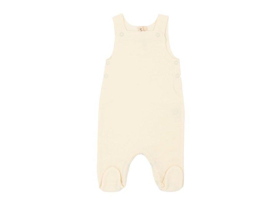 Baby Sleeveless Suit Cream