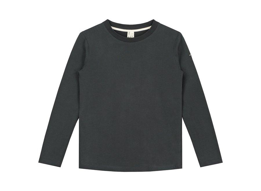 Gray Label LS Tee Nearly Black