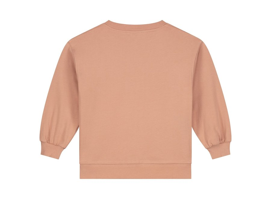 Gray Label Dropped Shoulder Sweater Rustic Clay