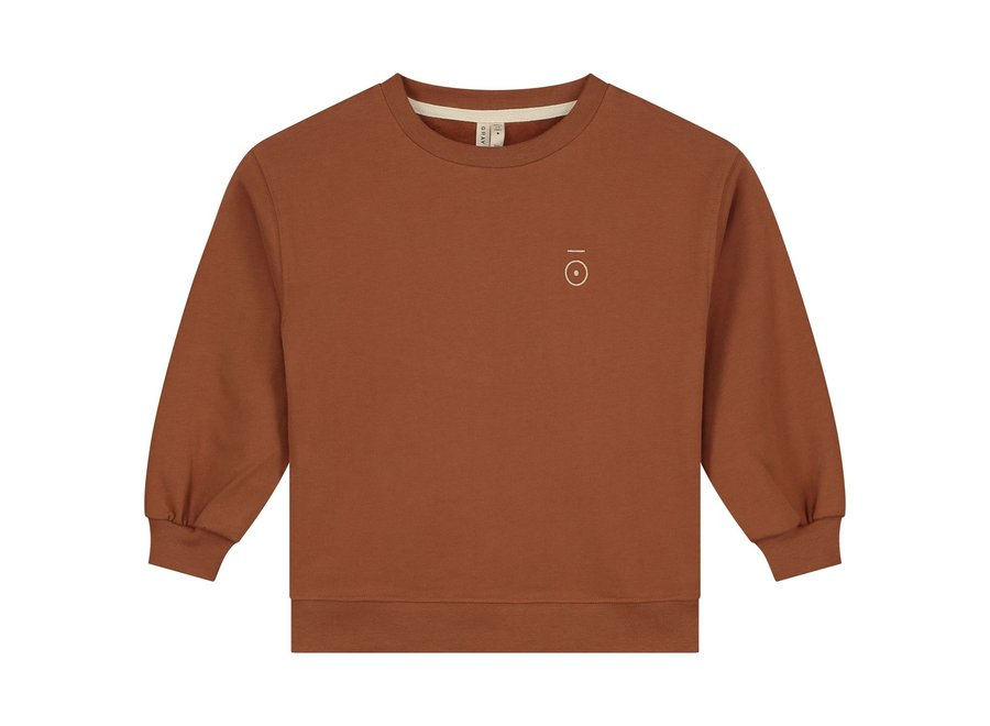 Dropped Shoulder Sweater Autumn