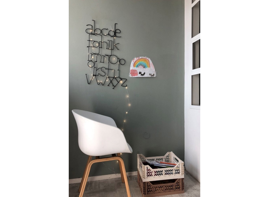 Studio Vraco ABC Lamp