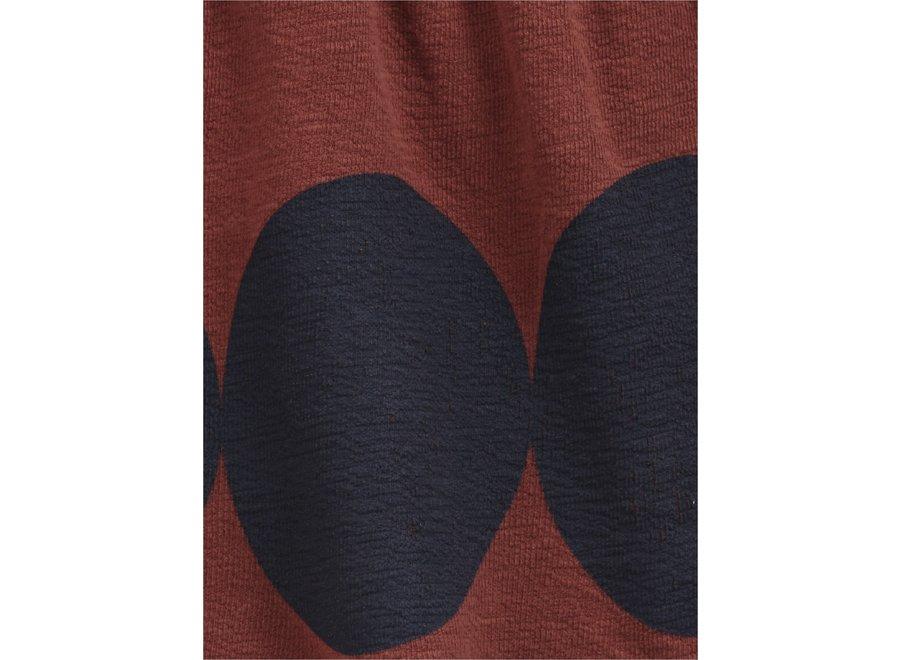 Bobo Choses Fleece Dress Ovals