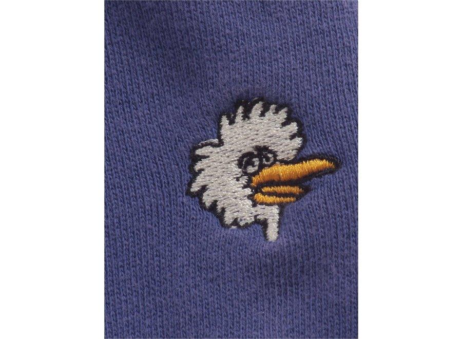 Bobo Choses Fleece Skirt Geometric Buttoned