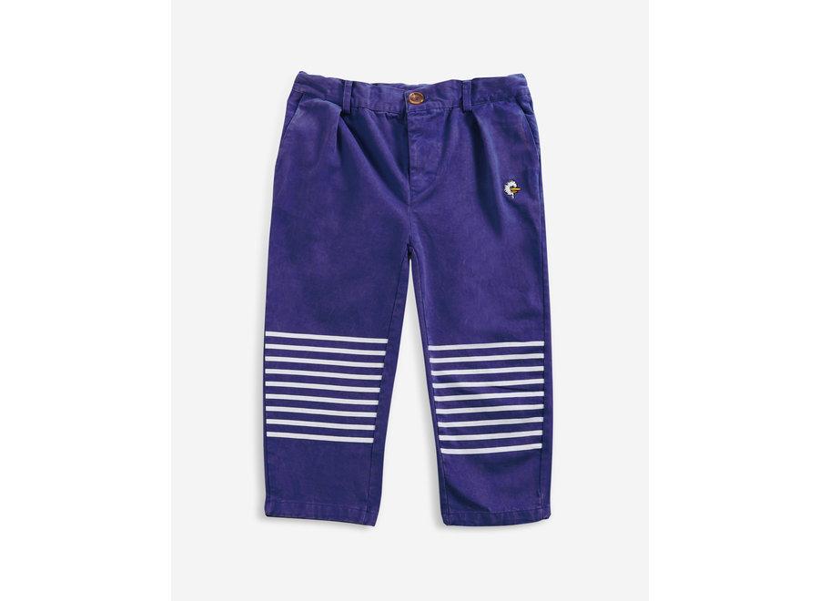 Chino Pants Stripes