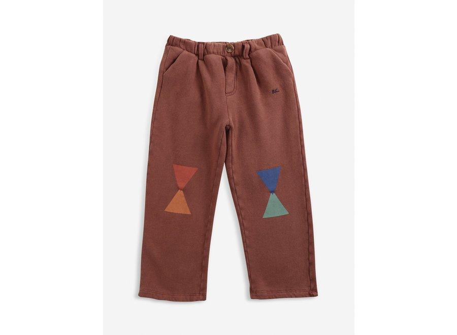 Bobo Choses Fleece Pants Geomatric
