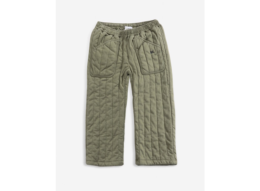 Bobo Choses Jogging Pants B.C. Quilted