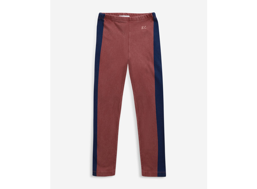 Leggings Blue Stripes