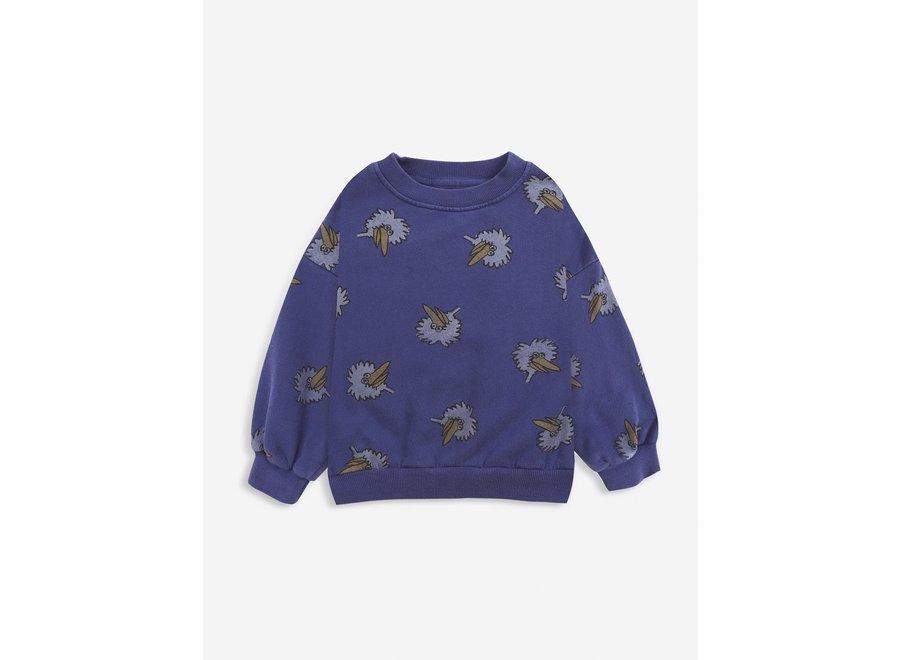 Sweatshirt Birdie All Over