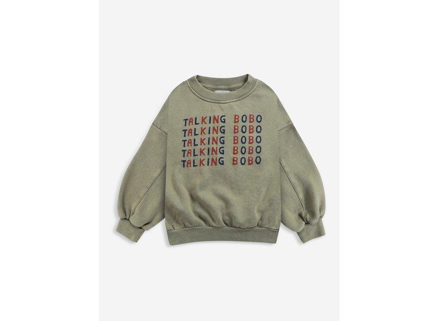 Sweatshirt Talking Talking