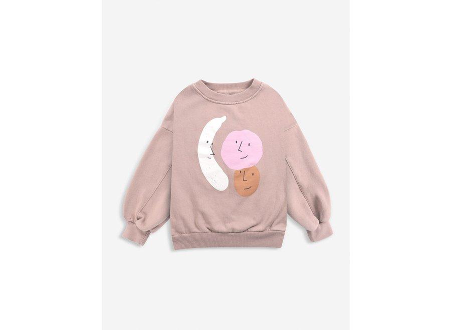Sweatshirt Fruits