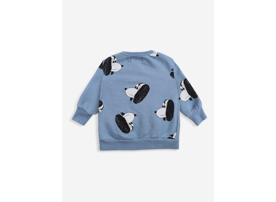 Bobo Choses Sweatshirt Doggie Zipped
