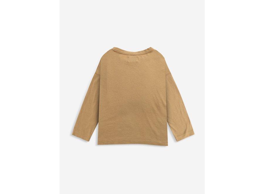 Bobo Choses T-Shirt Talking Rainbow Bobo Long Sleeve