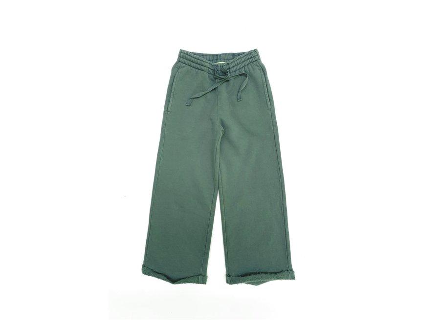 Long Live The Queen Sweatpants Dark Green