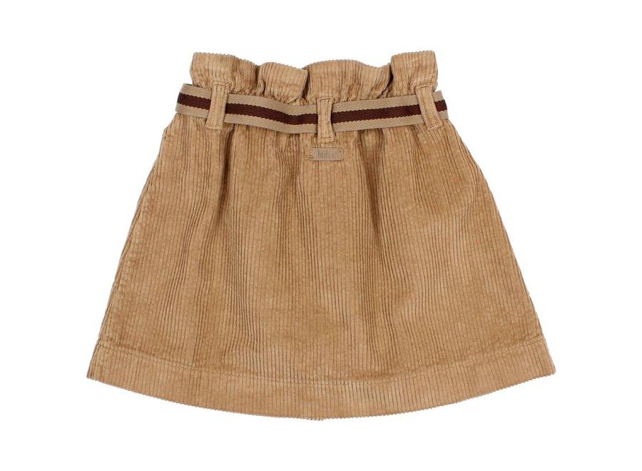 Buho Corduroy Skirt Muscade