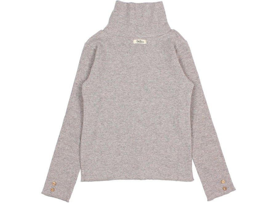Buho Soft Rib Sweatshirt Stone