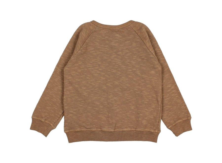 Buho Flamé Sweatshirt Olive