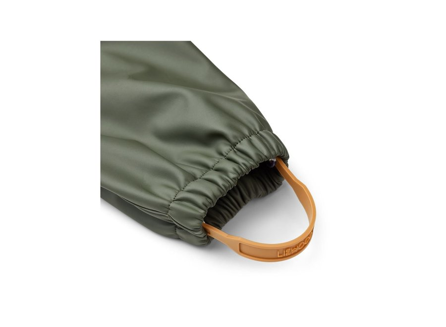 Liewood Rafael Rainwear Set Hunter Green