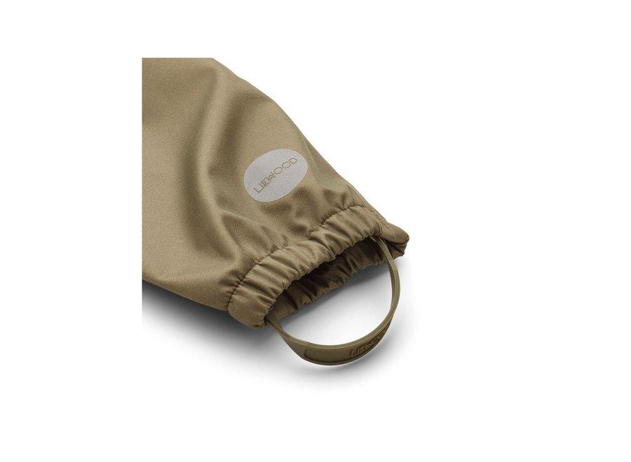 Liewood Parker Soft Shell Set Khaki