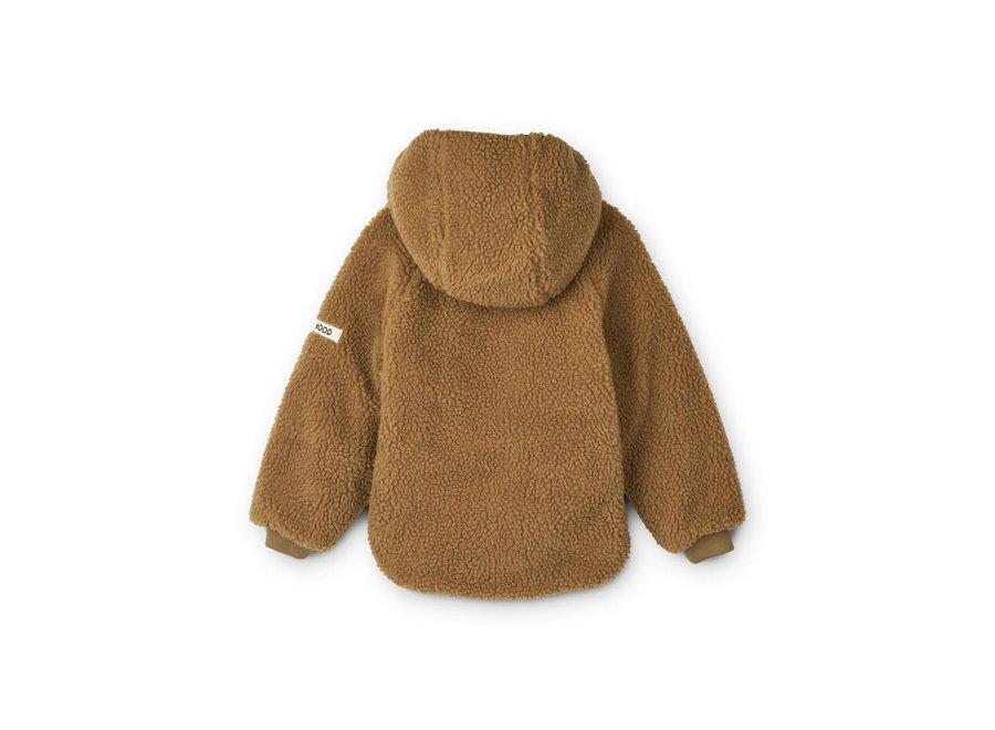 Liewood Jackson Reversible Jacket Khaki