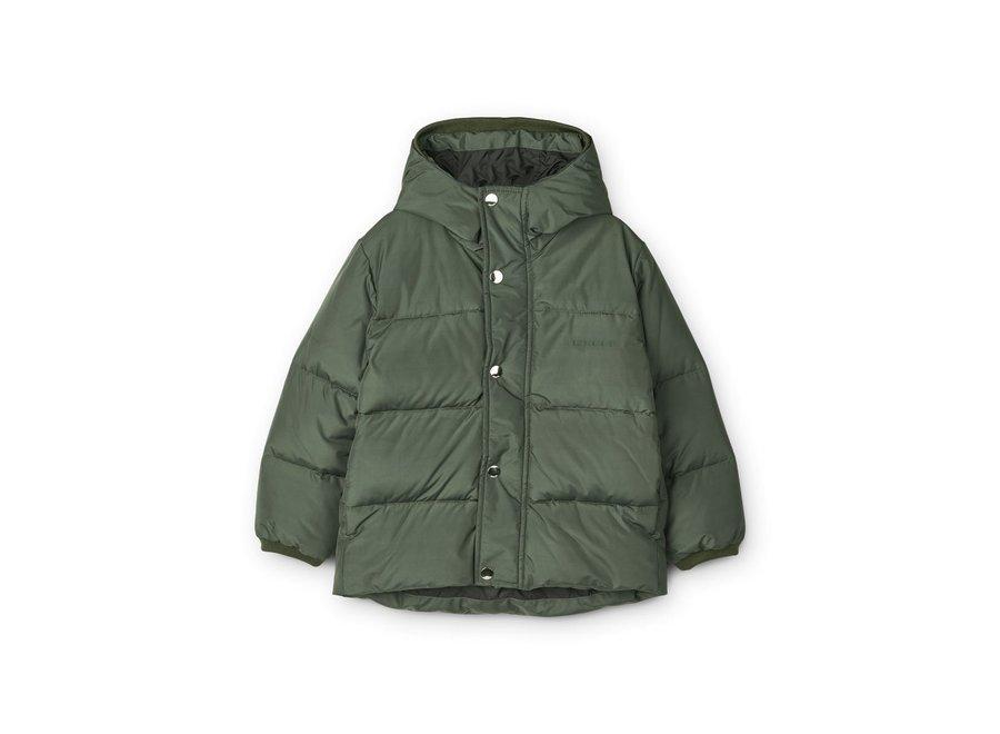 Palle Puffer Jacket Hunter Green