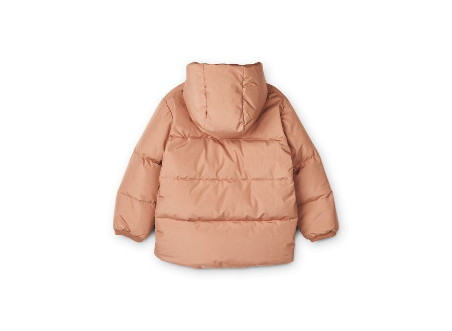 Liewood Palle Puffer Jacket Tuscany Rose