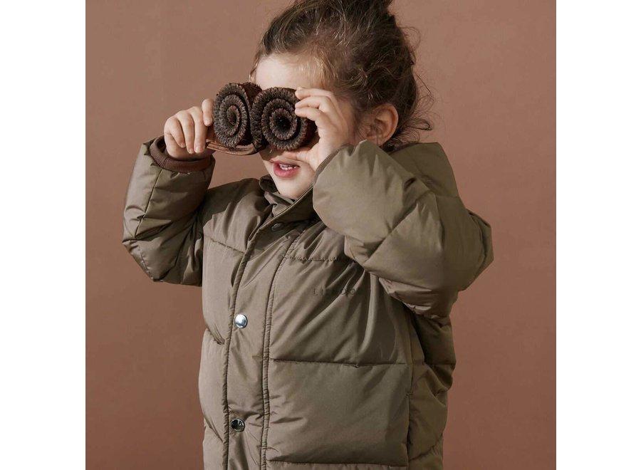 Liewood Palle Puffer Jacket Khaki