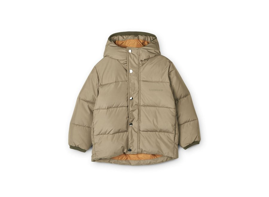 Palle Puffer Jacket Khaki